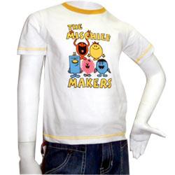 Kids Round Neck T Shirt.(2 year - 4 year)