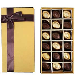Elegant 18 Pcs. Homemade Chocolates Box