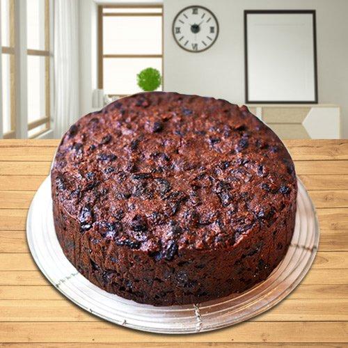 Perfect Choice Plum Cake from Taj or 5 Star Bakery