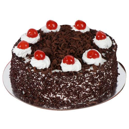 Exquisite Fondness Black Forest Cake