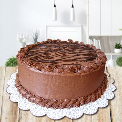 Marvelous Selection of 2.2 Lb Chocolate Cake from 3/4 Star Bakery