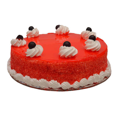 Lip-smacking Red Velvet Cake