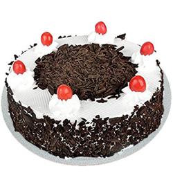 High-Quality B Day Black Forest Cake