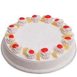 Extraordinary Anniversary Vanilla Cake