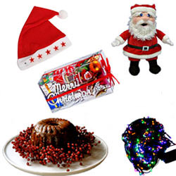 Delicate Christmas Decoration with Delights