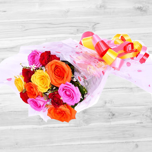 Always and Forever Rose Bouquet
