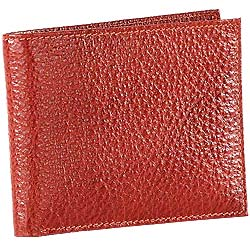 Genuine Leather Reddish Brown Shade Leather Wallet from Leather Talks