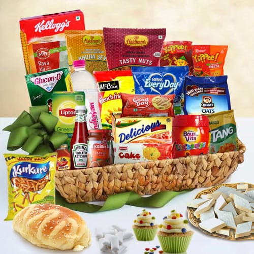 Juicy Good Times Breakfast Gift Basket