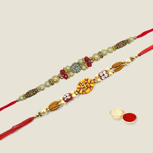 An Elegant Rakhi Sets