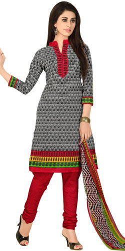 Amazing Women�s Favorites Welcome Brand Printed Salwar Suit Collection