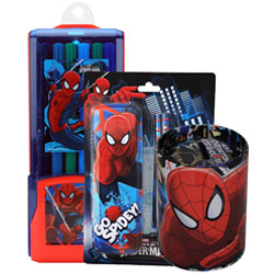 Wonderful Designed Spider Man Stationery Set