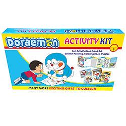 Delightful Gift of Doraemon Activity Kit for Children