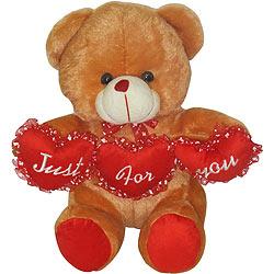 Sensational Tri Heart Bear