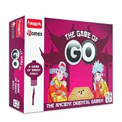 Frizzy Funskool Game of Go