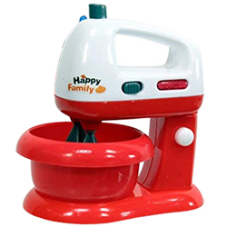 Remarkable Kid�s Play Set of Blender from the House of My Family Happy