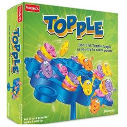 Lovely Gift Set of Topple Board Game from Funskool