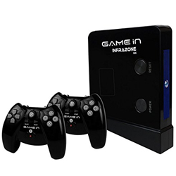 Energetic Gift of Mitashi Infrazone Nx MT30 Gaming Console Black for Babies
