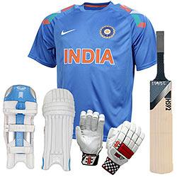 Talented Batsman Virat Kohli Batting Kit