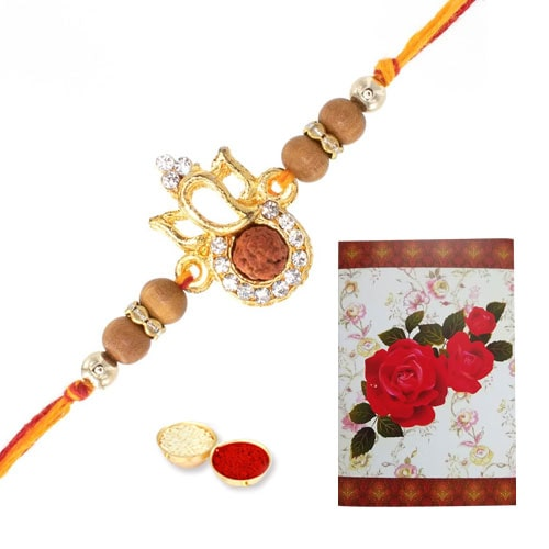 Ethntic Rakhi