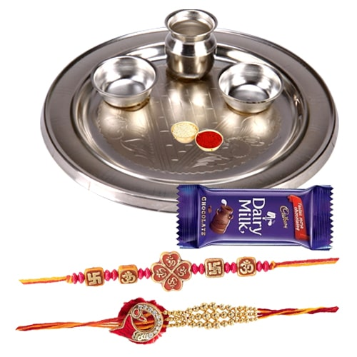 Trendsetting Rakhi Collection