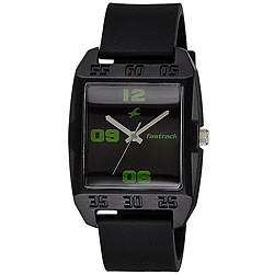 Exclusive Gents Fastrack Watch in Black Dial