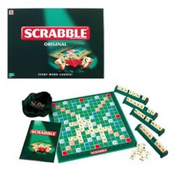 Scrabble �The Word Game