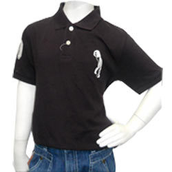 Kids Polo Neck T Shirt.(2 year - 4 year)