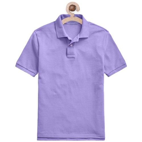 Kids Polo Neck T Shirt.(2 year - 4 year)