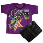 Purple Kidswear for Boy.(4 year - 6 year)