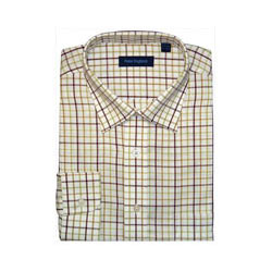 Full Sleeves Checks  Shirt from Peter England.<br>(Fabrics cotton)