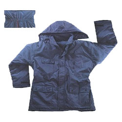 Ladies Jacket with hood(Full Size)