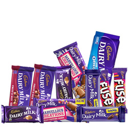 Irresistible Diwali Time Chocolate Hamper