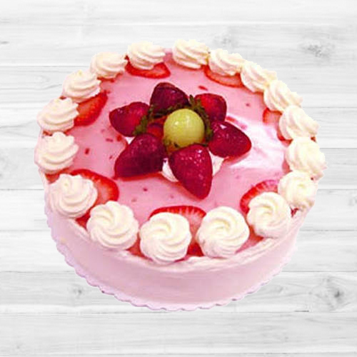 Online Order Strawberry Cake