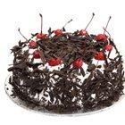 Tender Temptation 1/2 Kg Eggless Black Forest Cake