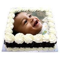 Pieces-of-Amaze 2 Kg Black Forest Photo Cake