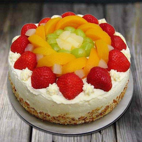 Shop Online Eggless Fruit Cake