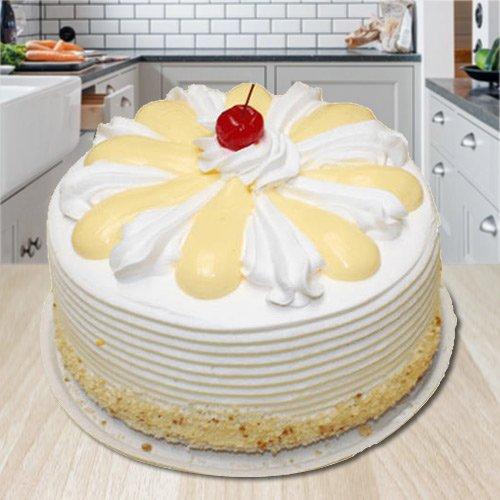 Gift Online 3/4 Star Bakery Vanilla Cake