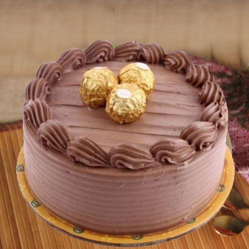 Buy Ferrero Rocher Chocolate Cake Online