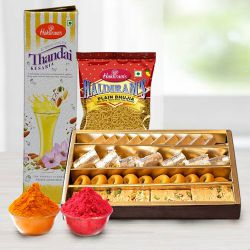 Zesty Haldirams Gift Pottle