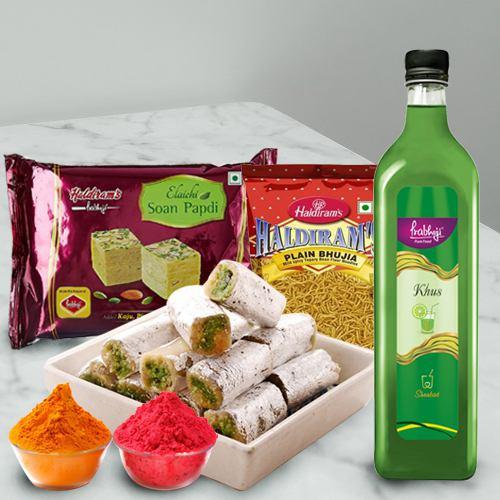 Saporous Pleasure Collect from Haldiram