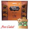 Yummy Essence of Elegance Haldirams Snacks N Chocolates Pack