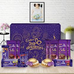 Tantalizing Diwali Special Chocolate Gift Hamper