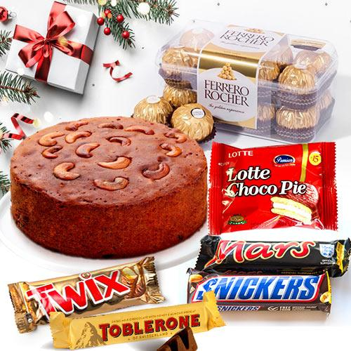 Christmas Goodies Hamper