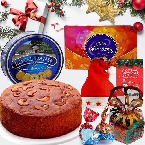 Dreamy Christmas Arrangement