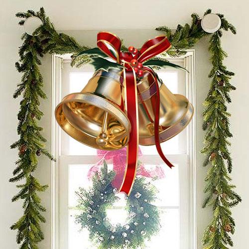 Fancy Christmas Bells
