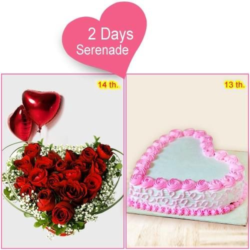 Shop Online for 2-Day Serenade Gifts