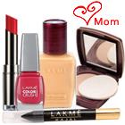 Compact, Nail Polish, Lipstick, Foundation and Kajal From Lakme