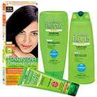Strong Hair with Garnier Hamper for Women