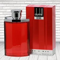 Charming Alfred Dunhill 100 ml. Desire Red Gents Perfume
