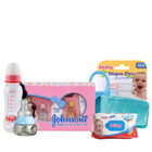 Exquisite Johnson Baby Care Gift Set with Intense Care